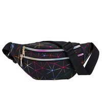 New Holographic Fannypack For Pack Laser Crossbody Girls Waist Shiny Women Bumbag And Shipping Bag Party Bum Neon Fanny Rave Drop B Gmcwi