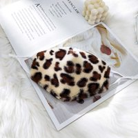 Winter Face Mask For Women Fashion Leopard Designer Warm Windproof Outdoor Mouth Mask Female Masques Mascsrillas Decoration