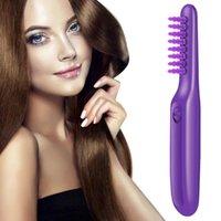 Hair Brushes Portable Electric Comb Wet Dry Detangling Women Girl Children Adult Brush
