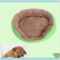 Beds Furniture Home & Gardenpuppy Beds Mats Pet Cat Bed Mat Dog Supplies Durable Kennel Doggy Puppy Cushion Basket Stack Pad Drop Delivery 2