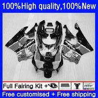 Bodys Kit For HONDA CBR 893RR 900RR 893 900 CC 89 90 91 92 93 Bodywork 36No.85 CBR900RR CBR893RR 1989 1990 1991 1992 1993 CBR900 CBR893 RR Black grey 89-93 OEM Fairing