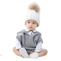 Pullover Baby Knitted Boy Sweater Spring Autumn Infant Toddler Clothing Fashion Short Sleeve 100% Cotton Casual Clothes Solid Color 2021