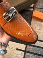 Oxford Männer Casual Luxus Kleid Schuhe Blau Rot Patchwork Quaste PU Leder Party Schuhe Bräutigam Hochzeit Outfit Gentleman Britisch