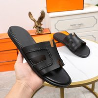 40% Rabatt Rabatt Hausschuhe Marke für Strandmänner Mode Ace Top Designer Sommer Indoor Dropship Factory Online Shops mit Original Box Logo
