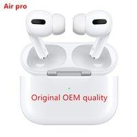 Kopfhörer AP3 1: 1 AIRPODS PRO HIGHT Qualität für iPhone H1-Chip Umbenennen GPS Wireless Ladebluetooth-Bluetooth-Kopfhörer