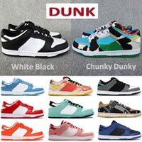 Coast UNC Dunk رجالي أحذية كرة السلة مكتنزة تحت رشم أبيض أسود الفيل شارع هاوكر الأحمر الأزرق كنتاكي الظل الرجال النساء أحذية رياضية