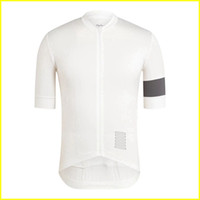 Rapha Hommes Riding Cyclisme Jersets à manches courtes MTB Jersey Jersey Bicyclettes Maillot Roupa Rouge Jersey Summer MTB Vêtements