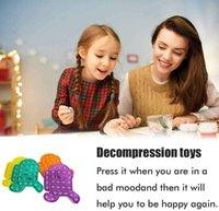 POP Kabarcık Duyusal Fidget Oyuncak, Otizm Özel İhtiyaçlar Stres Rahatlatıcı Anksiyete Rölyef Oyuncaklar, BİZİM İÇİN BESLEME KUTMASI