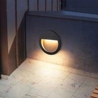 Outdoor Wall Lamps 5W Waterproof Led Step Light IP65 Aluminum Lamp Embedded Staircase Corner Indoor Footlight