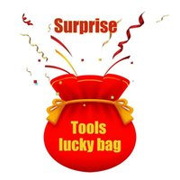 Party Favor Lucky Mystery Box Hardware Tool (Such As Electric Screwdriver Bit, Wrench Set, Drillbits, More) Random Sent