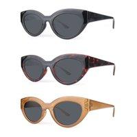 Factory custom UV 400 polarized PC TR90 frame fasion newt luxury cat eye 2021 mens 2021 women sun glass sunglass