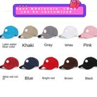 Commercio all'ingrosso high-end corean fashion berretto da baseball con logo personalizzato tappo personalizzato puro cotone per il tempo libero per il tempo libero del sole