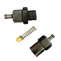 Universal MBC Turbo TurboCharger Turbo Turbo Controller Black Black Alluminio regolabile boost