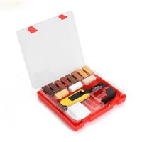 Professional Hand Tool Sets Laminate Repairing Kit Wax System Floor Worktop Casing Chips Scratches Mending Woodworking Set