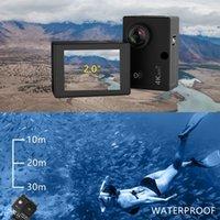 "AIR Action Camera Full HD Allwinner 4K 30fps WIFI 2.0"" Screen Mini 170D underwater Waterproof Sports DV"