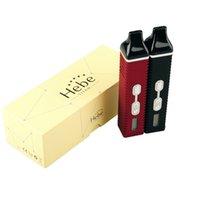 2021 Hight Quality Hebe Titan 2 II VAPERIZER Erva seca Vaporizadores E Cigarro Vaporizador Vaporizador Vapor Titan2 1 Vape Pens Kit