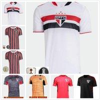 2021 Sao Paulo Fussball Jersey Dani Alves 2022 Herren Kit Luciano Igor Gomes Luan Pablo Camisa 21/22 Fußball Hemd Uniform