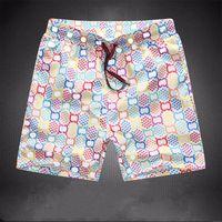 الصيف أزياء الشاطئ السراويل الرجال مصمم عارضة مجلس السراويل القصيرة التجفيف السريع ملابس السباحة المايوه طباعة رجل السباحة جذوع
