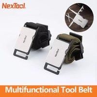 Smart Home Control Nexthool Multifunzione Utensile per nastri per esterni Vita in vita Camping Escursionismo Coltello Forbici Apriscatoi Cacciavite Uomini