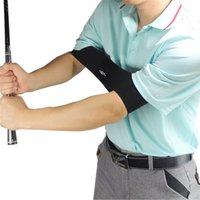 Гольф-клуб ручной движения коррекции ремня поворотный рычаг осанка фиксированные исправления тренировочные ремни HW286