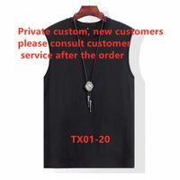 (TX01-20) T 셔츠 여성 여름 티셔츠 여성 Tshirts 면화 넥 숙녀 탑스 Femme