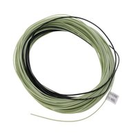 Braid Line WF4 5 6 F S 100ft Green Floating Fishing With Sinking Tip