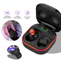 TWS S190 Wireless Headphones Bluetooth 5.1 Earphones With Mic Noise canceling earbuds Sports headset gamer For Samsung Xiaomi