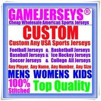 Таможенные марки американского футбола для мужчины Wanmen Молодежные дети детские бейсбол хоккей баскетбол цвет баскетбол футбол трикотажные команды 4XL 5XL 6XL