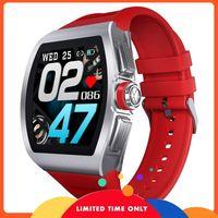 무료 M1 스마트 시계 심장 박동 음악 애플 안드로이드 방수 다국어 스포츠 시계