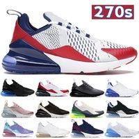 270er Jahre Männer Frauen Laufschuhe USA Weiße Königsgummi Coole Grey Blue Fury Tea Berry Herren Sneakers Trainer US 5,5-11