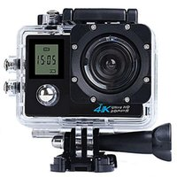 4K Action Camera Ultra HD 1080P Dual Display Screen WiFi Remote Control Outdoor Sport Waterproof Camera DV Photography Cycling