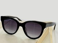 남성 여성을위한 여름 선글라스 꿀벌 스타일 1528 안티 - 자외선 레트로 플레이트 타원형 전체 프레임 패션 안경 무작위 상자