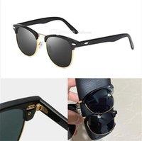 Clássico Luxo 2021 Marca Pollarized Sunglasses Homens Mulheres Mulher Designer de Sunglass UV400 Óculos de Eyewear para Womens Metal Frame Polaroid Lens