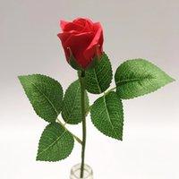 50 stücke Künstliche Holding Blumen Rose Seife Blume Kopf DIY Geschenk Für Valentinstag Muttertag Hochzeit Wohnkultur Scrapbooking 1356 v2