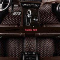 Tapis de plancher de voiture personnalisé pour BMW 1 série E81 E87 F20 F21Convertible E88 Coupe E82 118i 120i 125i 128i J B kkm, GB H