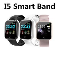 I5 Smart Wristbands Smartwatch Health Sport Band Heart Rate ...