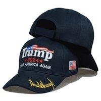 Donald Trump 2024 Cappelli US Presidential Election Election Berretto da baseball regolabile Sport all'aperto Trump Hat T500773