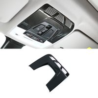 For BMW X2 F39 2017-2021 Auto Car Accessories Roof Reading Light Cover Lamp Trim Frame Sticker Interior Decoration