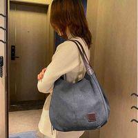 Taschen Mode Damen Designer Luxus Niedliche Mädchen Tote Freizeit Lady Leinwand Moderne Handtasche