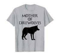 T-shirt Art Direwolf de Magic Direwolf drôle S500212