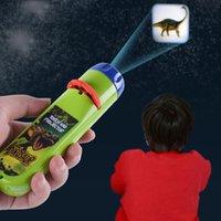 Balleenshiny игры Родитель-ребенок взаимодействие головоломки раннее образование светящиеся игрушка животных динозавров ребенок слайд проектор лампа детские игрушки