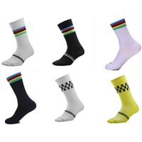 2021 High quality Professional brand sport socks Breathable Road Bicycle Socks Outdoor Sports Racing Cycling Sock