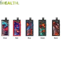 Uwell Havok V1 Pod Mod Kit 1800mAh battery capacity 65W output 5V 2A fast charging 0.96 inch OLED screen