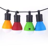 Мини портативный фонарь палатка светло-светодиодная лампочка аварийная лампа водонепроницаемый подвесной крючок фонарик для кемпинга аксессуары OOA5644 602 R2