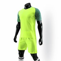 21 22 Personalized custom team soccer jersey DIY #6 #9 #32 Fans & players version Men shirts Polyester material