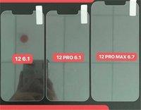 Para o iPhone 12 11 Pro x XR XS Vidro temperado Limpar protetor de tela para LG Stylo 4 Samsung Galaxy J7 J5 Prime 2021