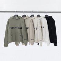 Top Qualität Designer Hoodies Angst Männer Frauen Tuch 100% Baumwoll Essentials Mode Casual Luxus Trainingsanzüge Beliebte Gott Stil