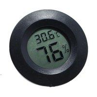 미니 휴대용 LCD 디지털 온도계 습도계 냉장고 냉동고 테스터 온도 습도 측정기 탐지기 DWE9790
