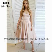 Pink A-Line Graduation Homecoming Dresses with Pleat Sleeveless Sweetheart Evening Dress Homecoming Cocktail Party Dress Short H0916