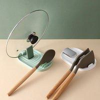Spoons multifunción Vajilla REST RAY RACK Organizador portátil Sopa Cuchara Herramienta de cocina M56
